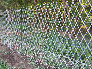 Welded Ripper Mesh Fence